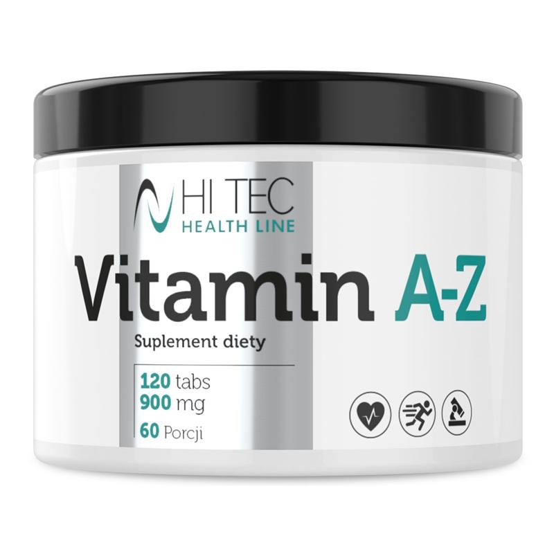 Hi-Tec Nutrition Vitamin A-Z Antioxidant Formula