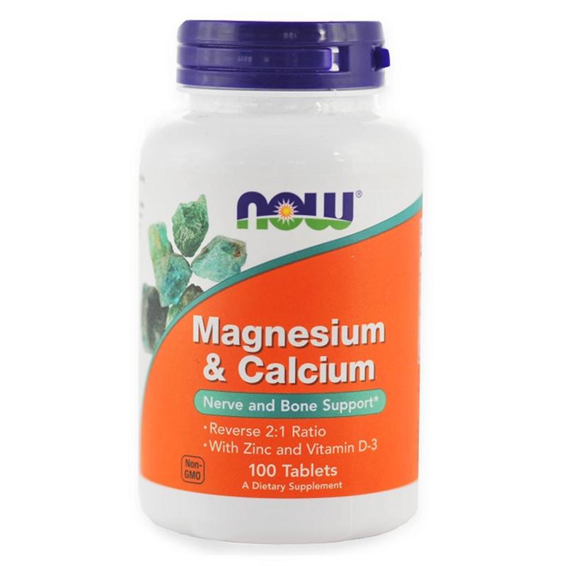 Now Magnesium & Calcium