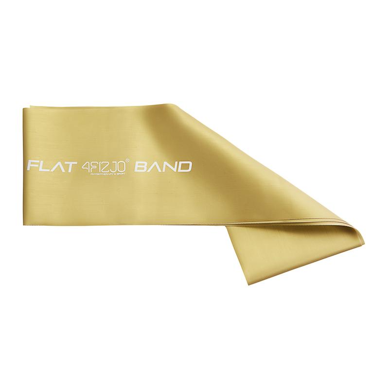 4FIZJO Flat Band - Gold