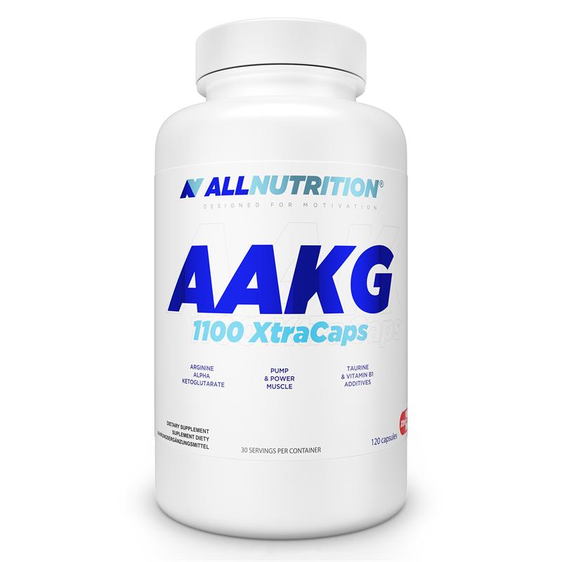 ALLNUTRITION AAKG 1100 XtraCaps