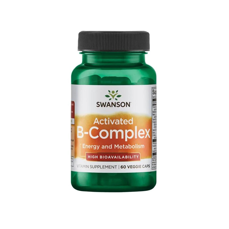 Swanson Activated B-Complex