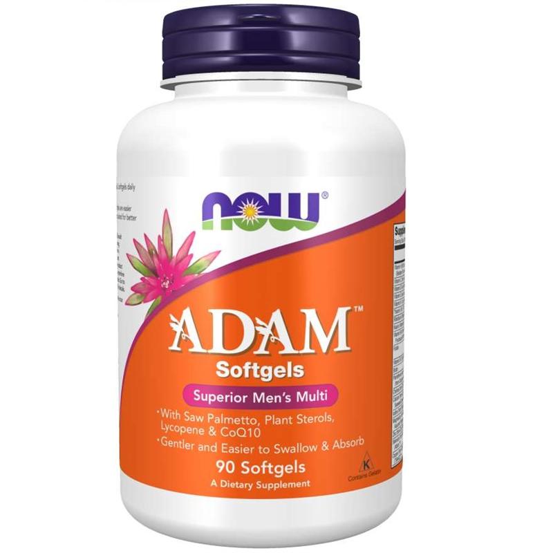 Now Adam Multiple witaminy dla mężczyzn