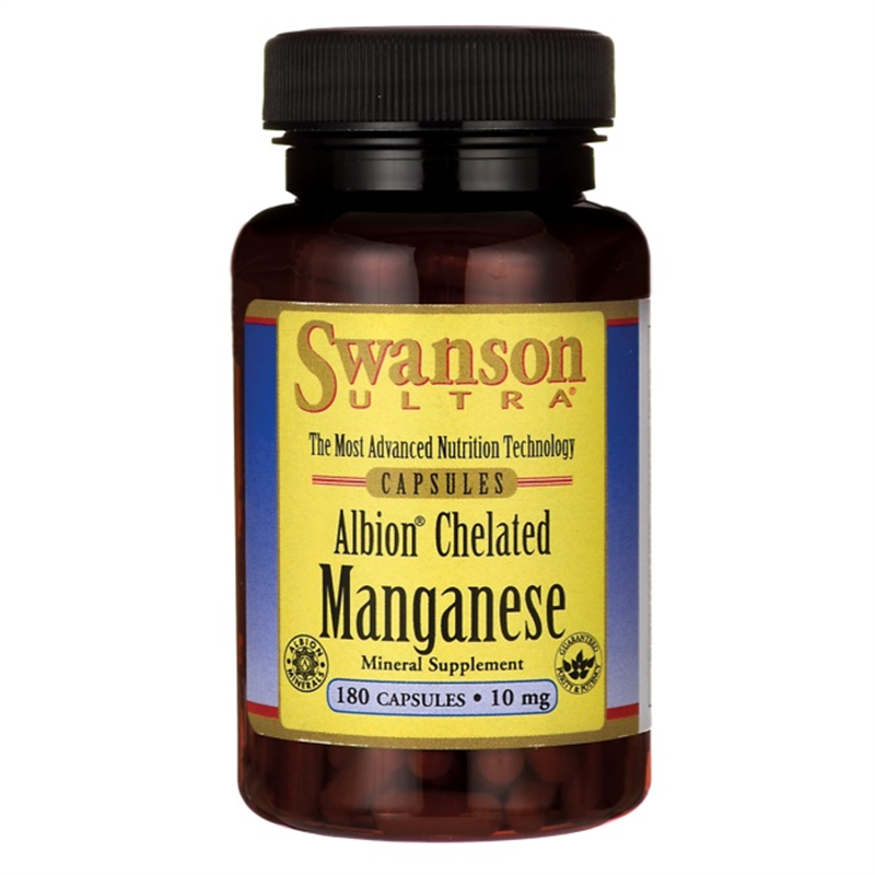 Swanson Albion Chelated Manganese