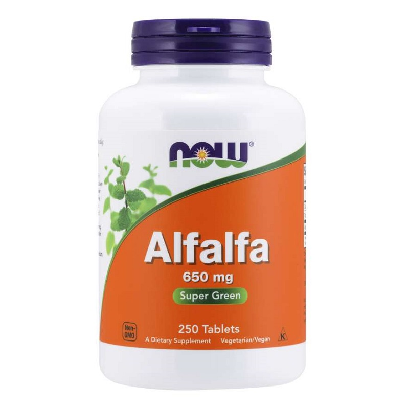 Now Alfalfa
