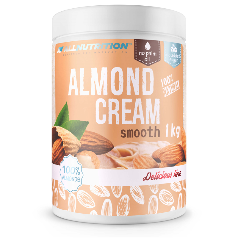 ALLNUTRITION Almond Cream