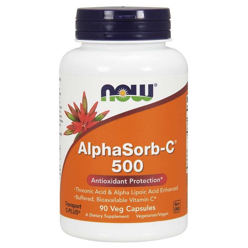 Now Alphasorb-C 500mg