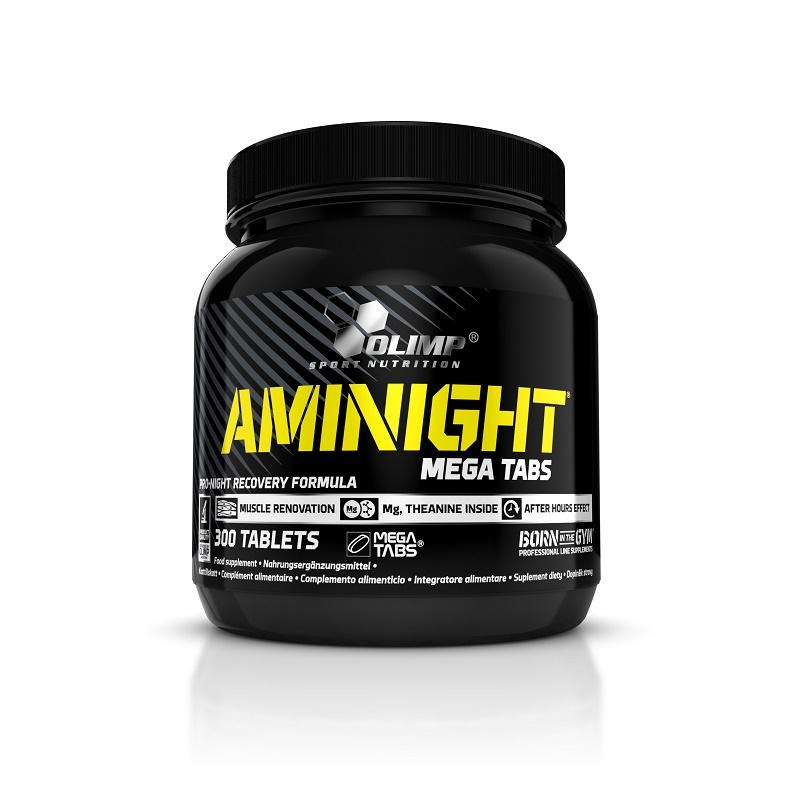Olimp Aminight Mega Tabs