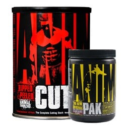 Animal Cuts 42pak + Animal Pak 117g GRATIS