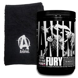 Animal Fury 480g + Ręcznik