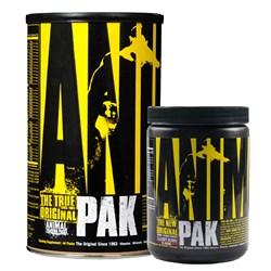 Animal Pak 44pak + Animal Pak 117g GRATIS