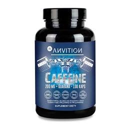Anvition - Caffeine 200 mg + Guarana
