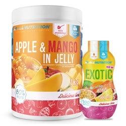 Apple & Mango In Jelly 1000 + Sweet Sauce 500ml Gratis