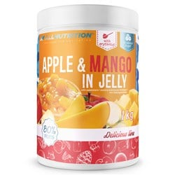 Apple & Mango In Jelly