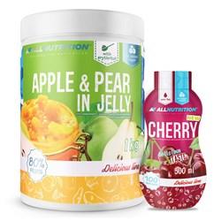 Apple & Pear In Jelly 1000g + Sweet Sauce 500ml Gratis