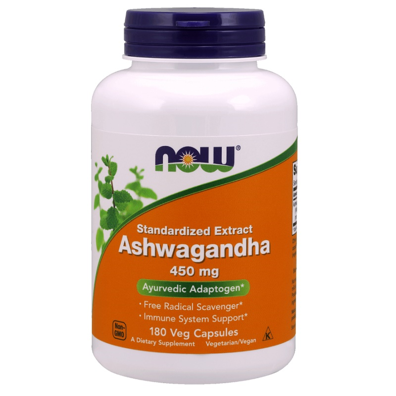 Now Ashwagandha