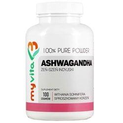 Ashwagandha proszek