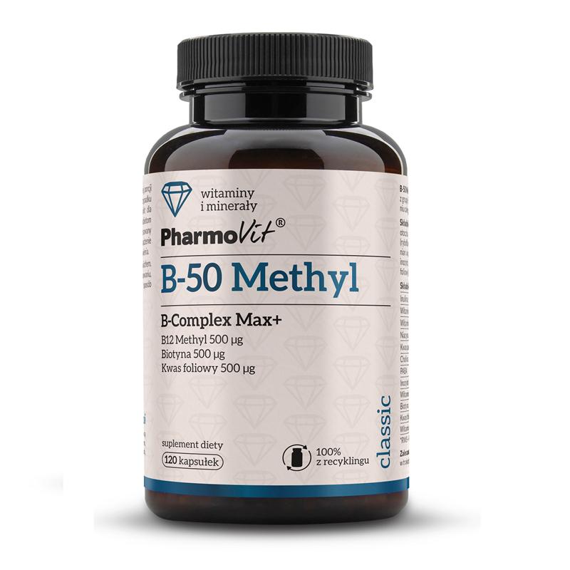 Pharmovit B-50 Methyl