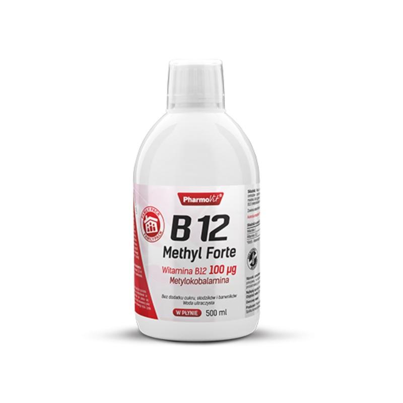 Pharmovit B12 Methyl Forte