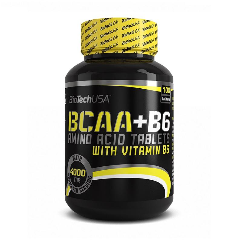 BioTechUSA BCAA+B6