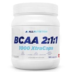 BCAA 2:1:1 1000 XtraCaps