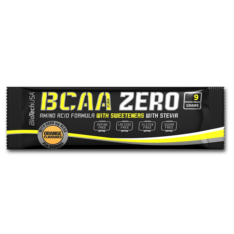 BioTechUSA BCAA Flash Zero