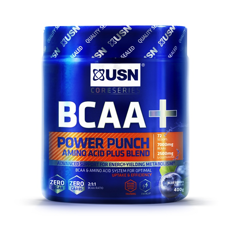 USN BCAA POWER PUNCH +