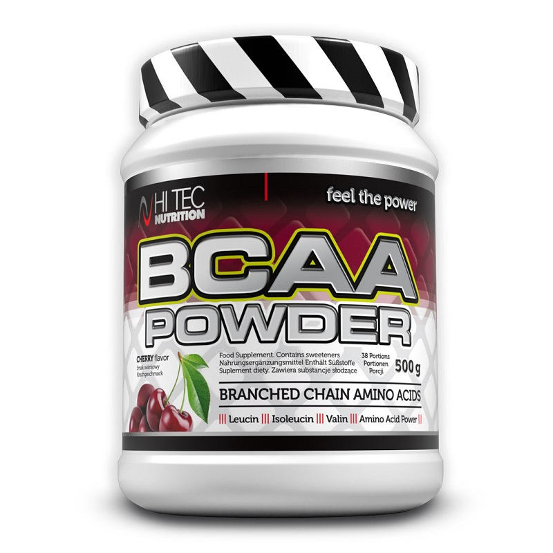 Hi-Tec Nutrition BCAA Powder