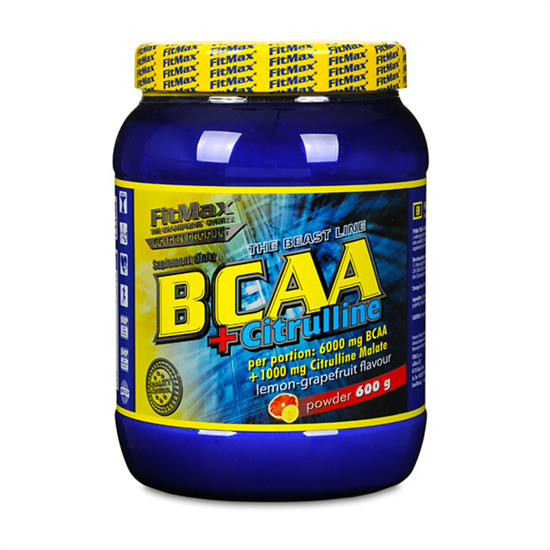 Fitmax BCAA + Cytrulline