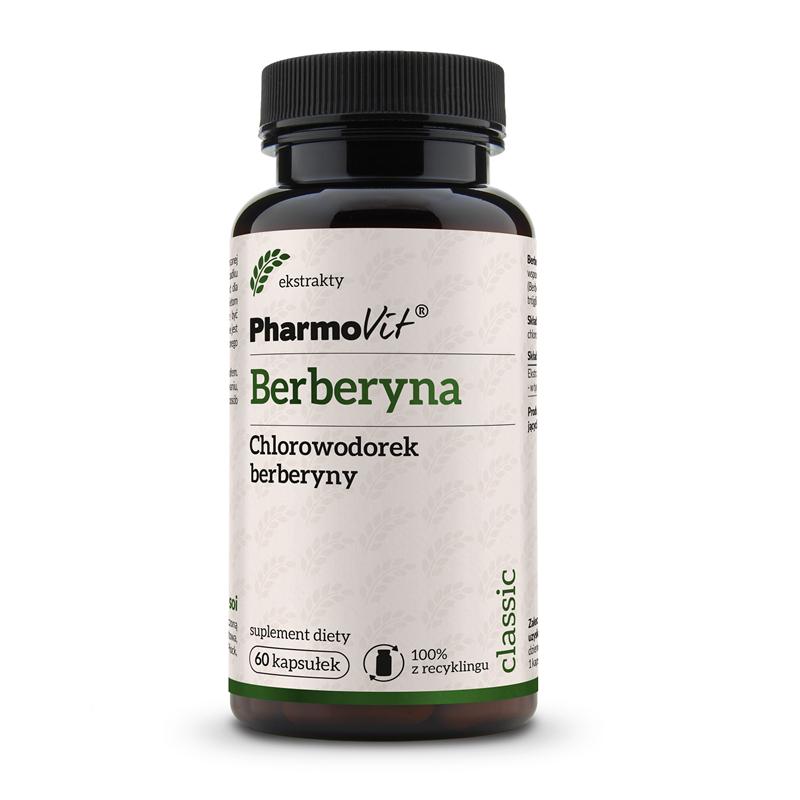 Pharmovit Berberyna HCl