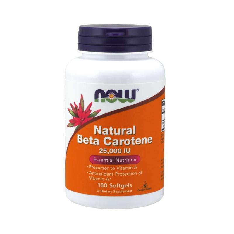 Now Beta Carotene