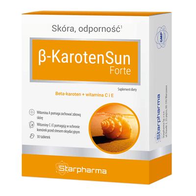 Beta Karoten Sun Forte