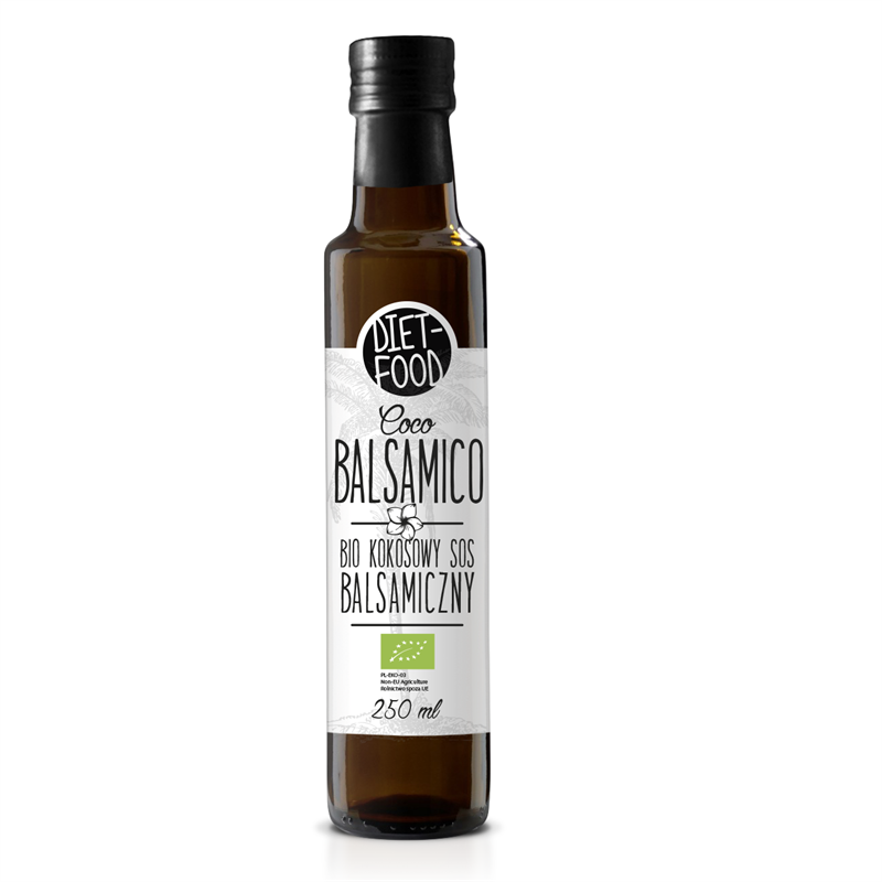 Diet Food Bio Coco Balsamico - Sos