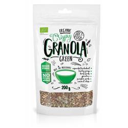 Bio Granola Green