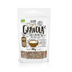 Bio Granola z Kakao