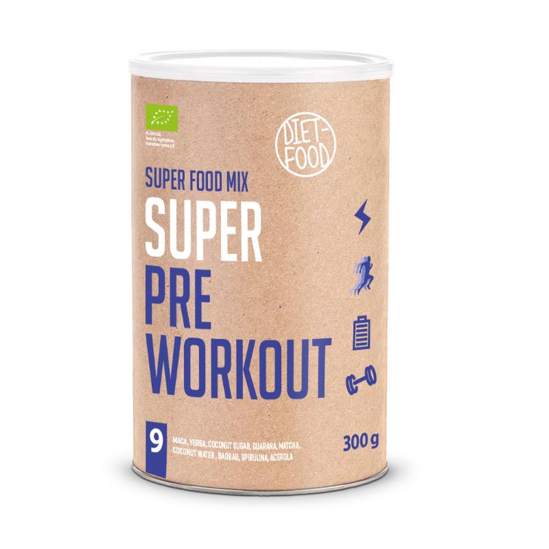 Diet Food Bio Pre Workout Mix