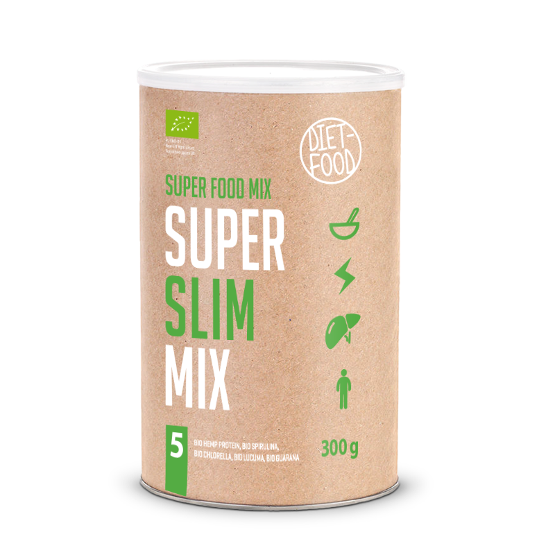 Diet Food Bio Super Slim Mix