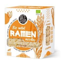 Bio makaron jaglany 100% - RAMEN