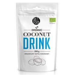 Bio napój kokosowy w proszku