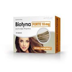 Biotyna Forte 10 mg