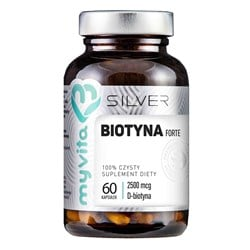 Biotyna Forte Silver Pure