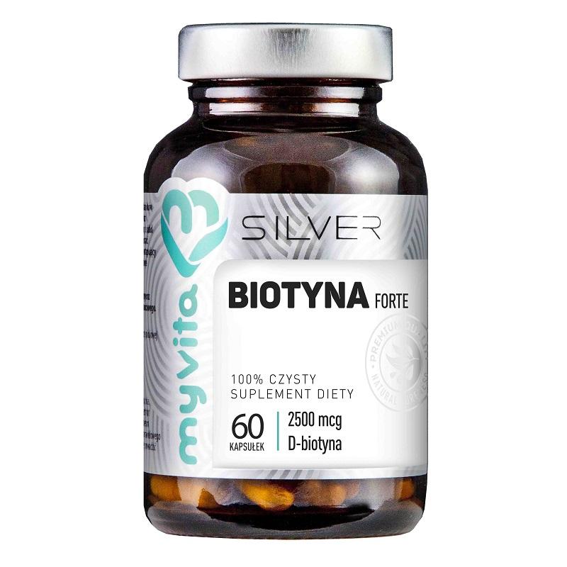 MyVita Biotyna Forte Silver Pure
