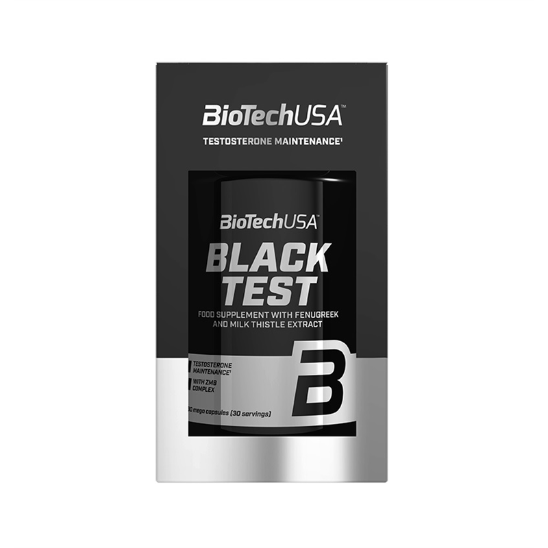 BioTechUSA Black Test