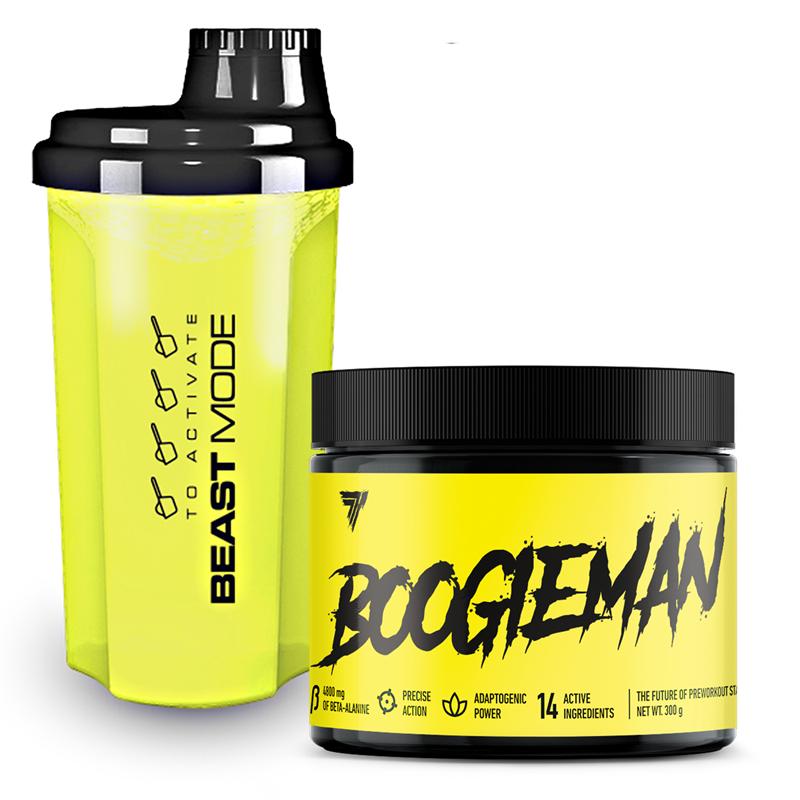 Trec Boogieman 300g + Shaker Gratis