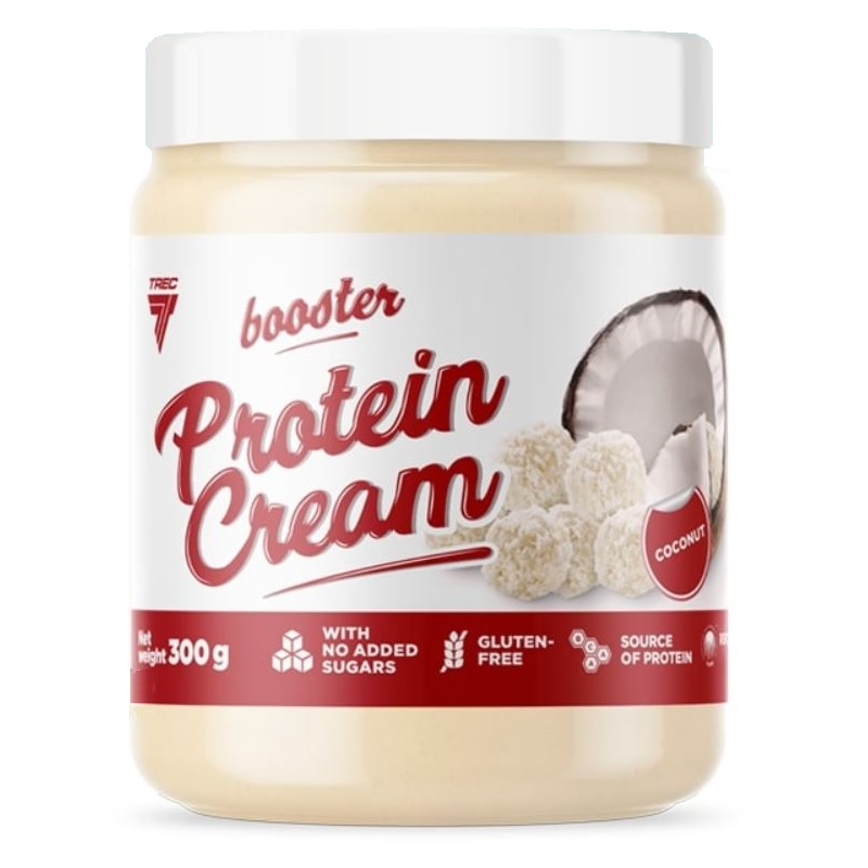 Trec Booster Protein Cream Coconut