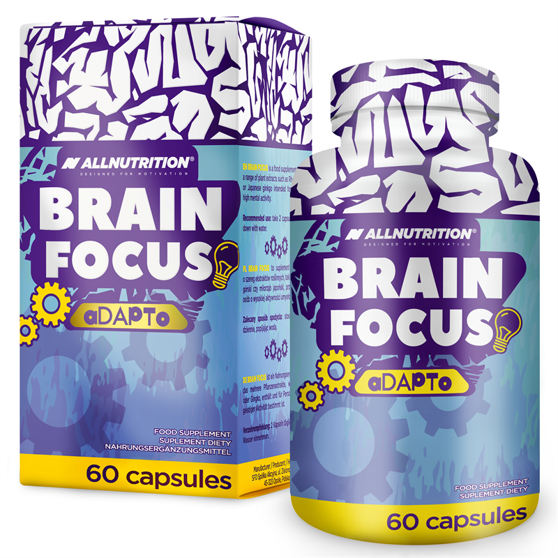 ALLNUTRITION Brain Focus