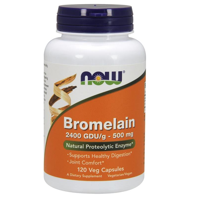 Now Bromelain