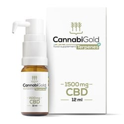 CannabiGold Terpenes+ 1500MG