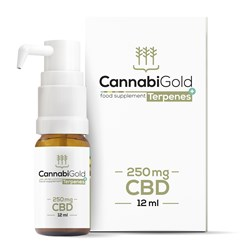 CannabiGold Terpenes+ 250MG