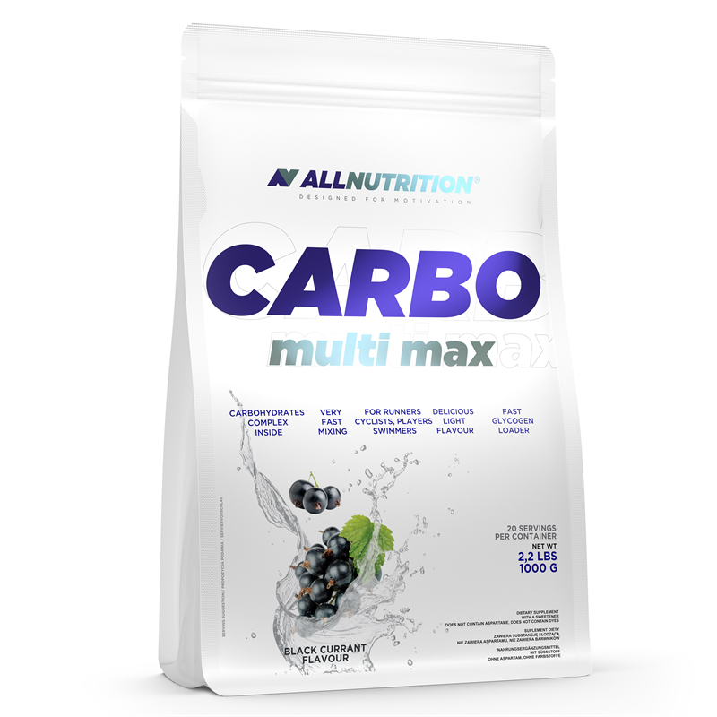 ALLNUTRITION Carbo Multi Max