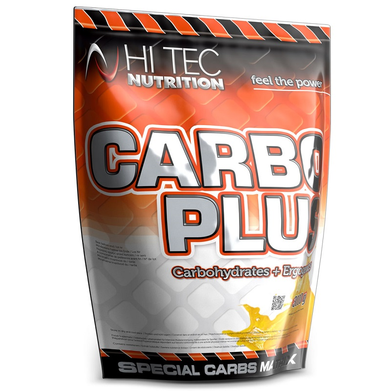 Hi-Tec Nutrition Carbo Plus